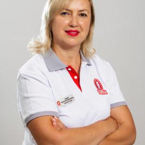 Шкріба Оксана Володимирівна